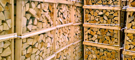 Excellent priced firewood made out of high quality hardwood