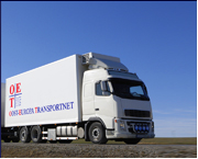 Oost-Europa Transportnet - Transport and Distribution to and from countries of Western, Eastern Europe and Asia